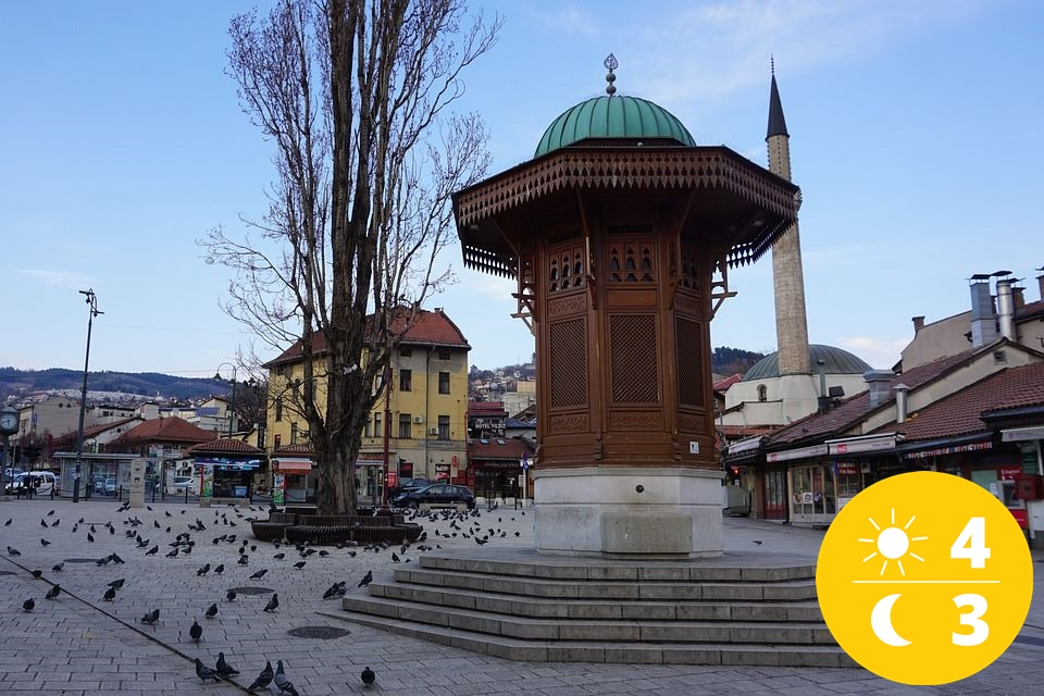 BOSNIA  – Balkan's Hidden Gem