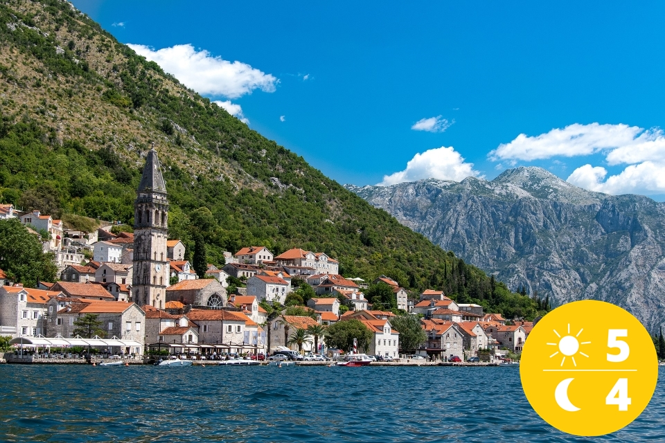 MONTENEGRO - Great Tour