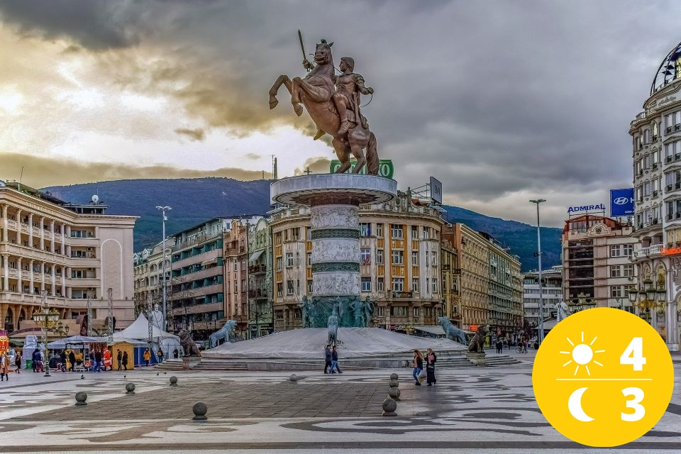 NORTH MACEDONIA – Balkan jewel