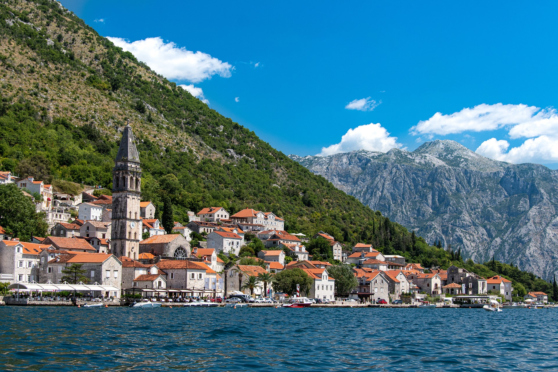 TOP 5 PLACES FOR MONTENEGRO